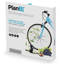 PlanB! Multiexperiencias