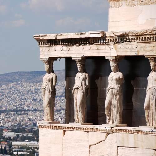 CHOLLO Viaje 8 Dias Atenas y Santorini